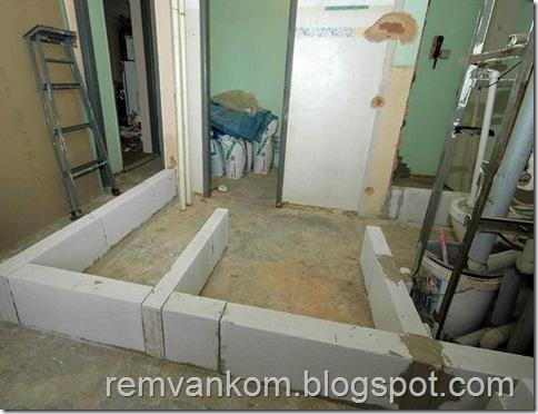 комплексной ремонт ванной комнаты 1