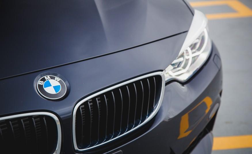 Ngoại thất xe BMW 420i Gran Coupe new model 04