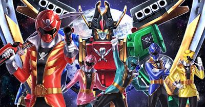 Power Rangers Super Megaforce - Power Rangers Super Megaforce VietSub