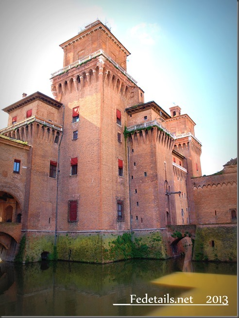 Happy Birthday Castello Estense! Ferrara, Italy, Photo4