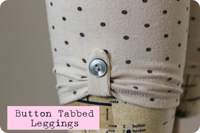 Leggings to Shorties Tutorial