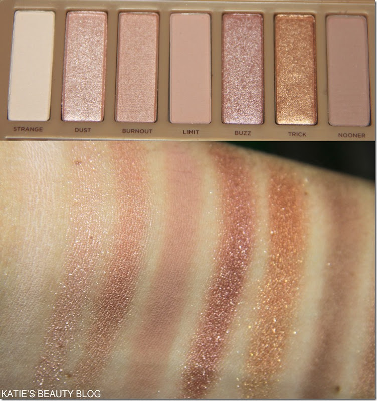 NAKED 3 SWATCHES 2