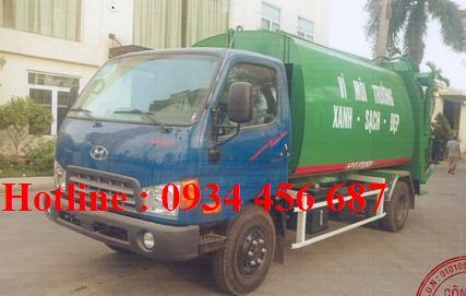 xe cho rac 10 khoi hyundai hd800