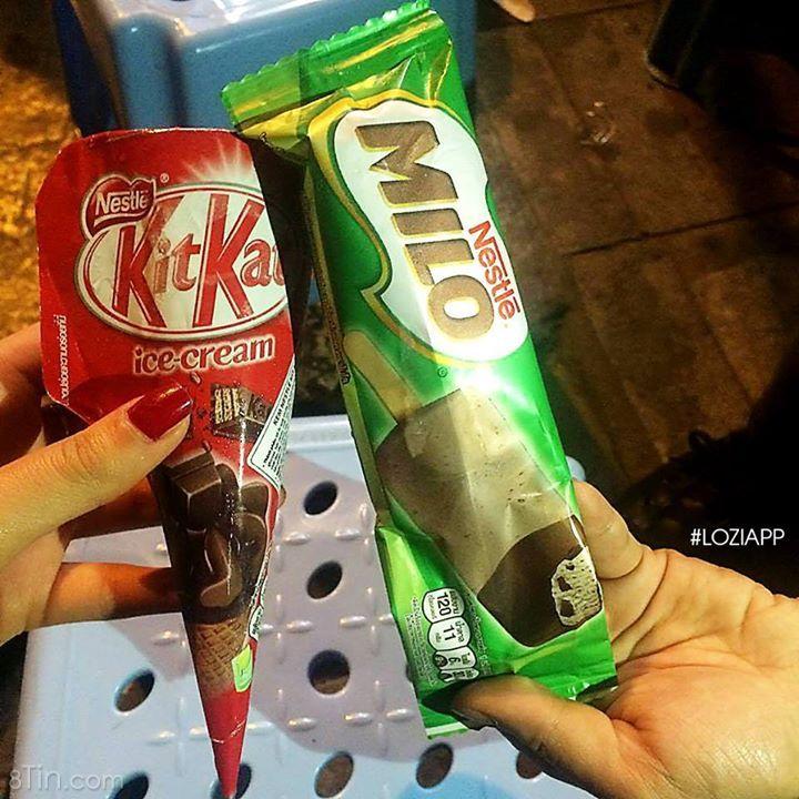 Mọi người đã thử 2 loại kem cực hot này chưa? Kem