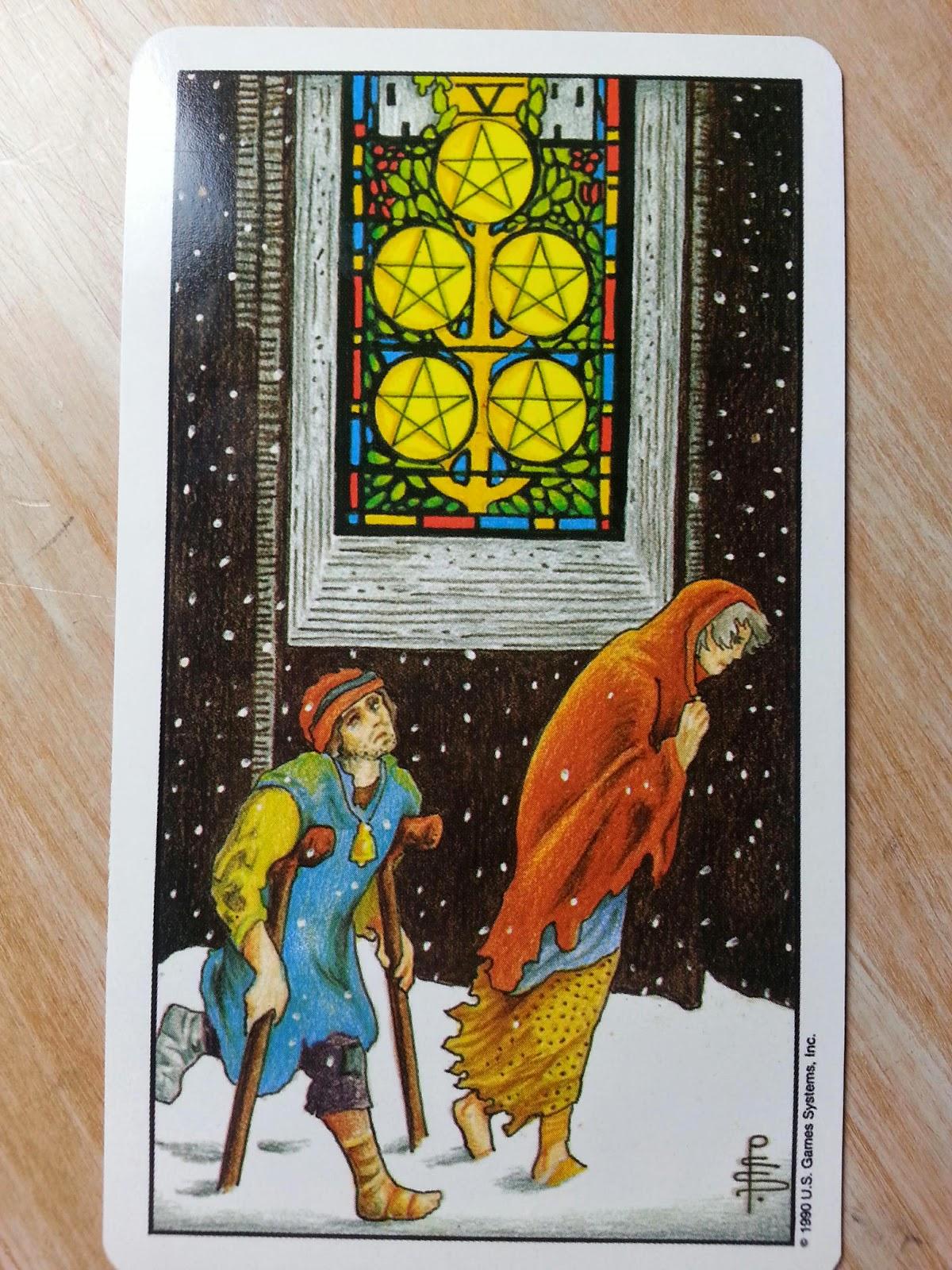 Universal Waite Tarot Deck By Mary Hanson Roberts Arthur: Healing Rain On A Sunny Day: Universal Waite Tarot Review