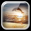 Aegean GO launcherEX Theme icon