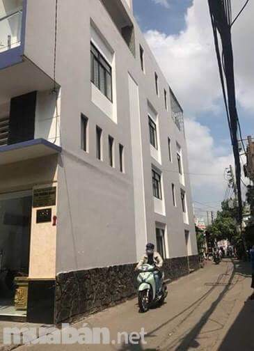 Bán nhà Mặt Tiền đường Lương Thế Vinh Quận Tân Phú, số 58, diện tích 4mx20m, 3.5 tấm, 02