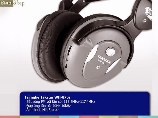 Takstar WH-875s