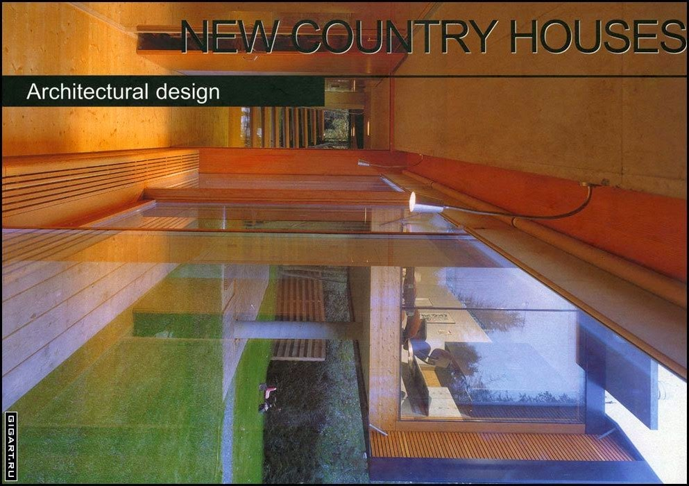 Ebook New country houses