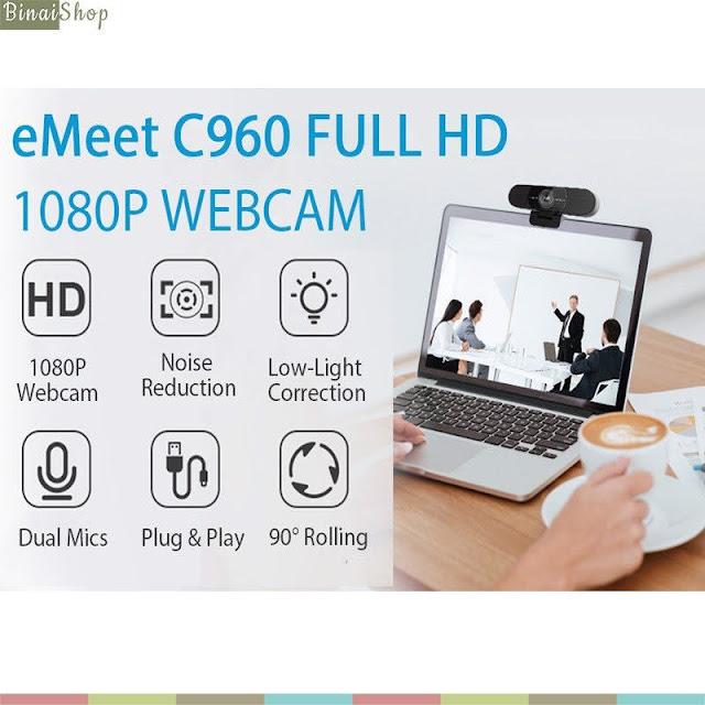 eMeet C960