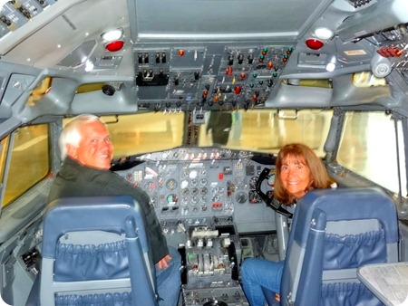 us in cockpit