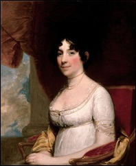 dolley madison official portrait