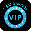 World VIP Charter icon