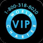 World VIP Charter icon