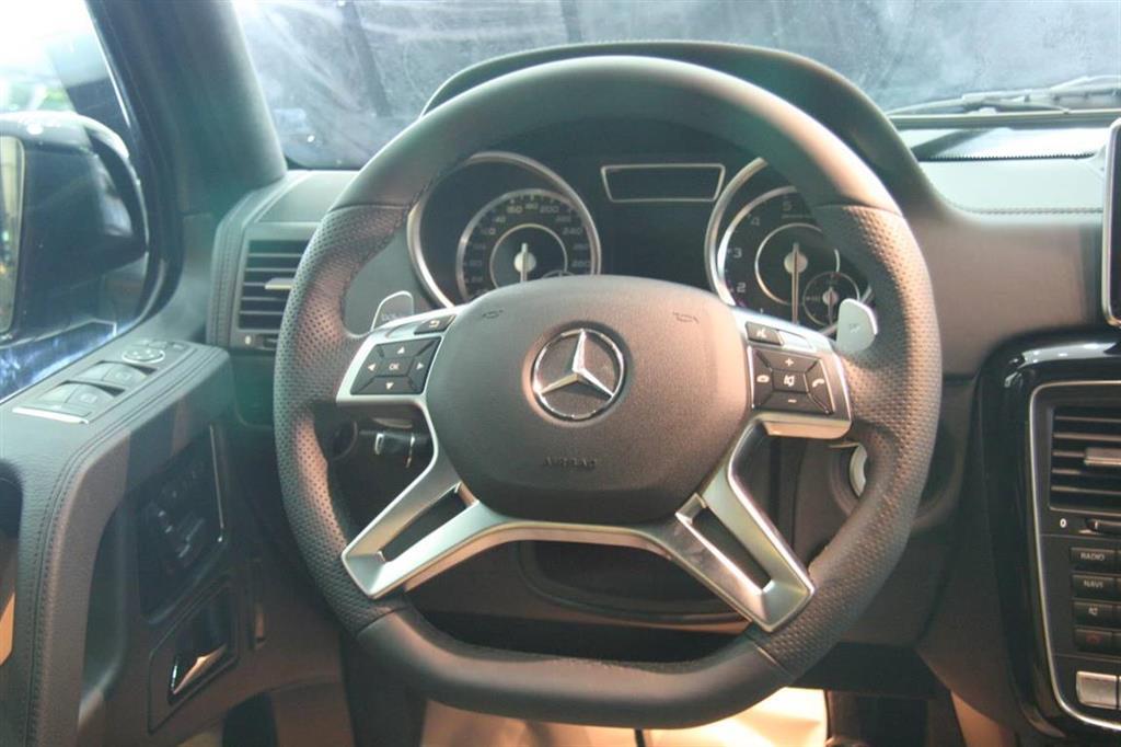 xe Mercedes Benz G63 AMG All New màu đỏ 012