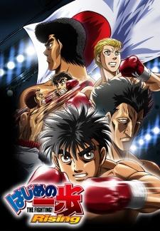 Võ sĩ quyền Anh ippo Phần 3 -Hajime no Ippo SS3