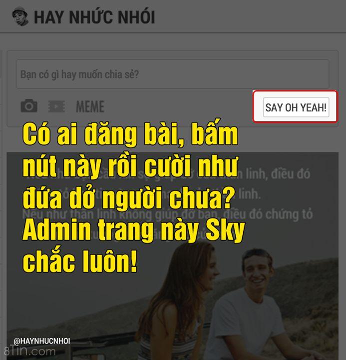 Vì ad bất thường nên website của ad cũng rất phi thường :))