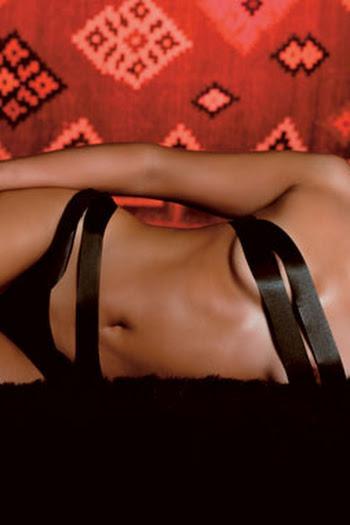 Katherine Porto Desnuda Revista SoHo Foto 9