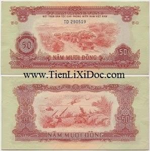 50 Đồng Mặt Trận Giải Phóng 1963