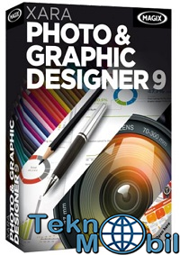 Xara Photo and Graphic Designer v9.1.1.28178 Full
