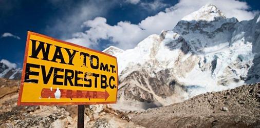 Campo Base Monte Everest