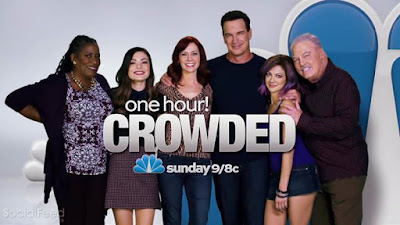 I had such a blast filming this weeks episodes of Crowded with