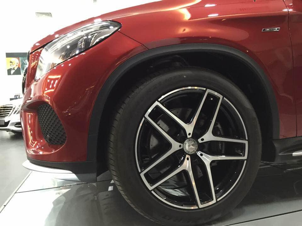 Xe Mercedes Benz GLE 450 2017 Coupe 06