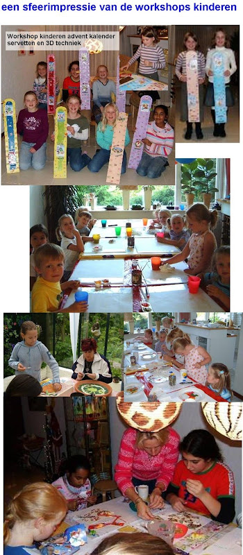 impressie kinderworkshop