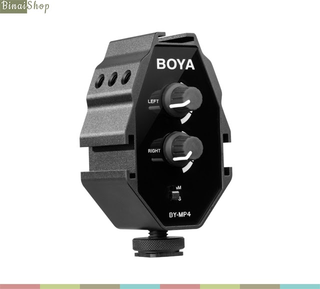 Boya BY-MP4