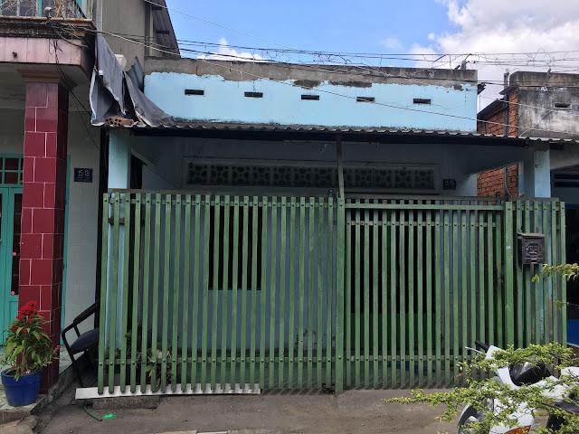 Nhà Chính Chủ đường số 1 Phường Linh Trung thủ Đức, nhà cấp 4, diện tích 83,3 m2, giá bán 2,5 tỷ.
