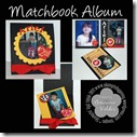 Ariel Matchbook Album