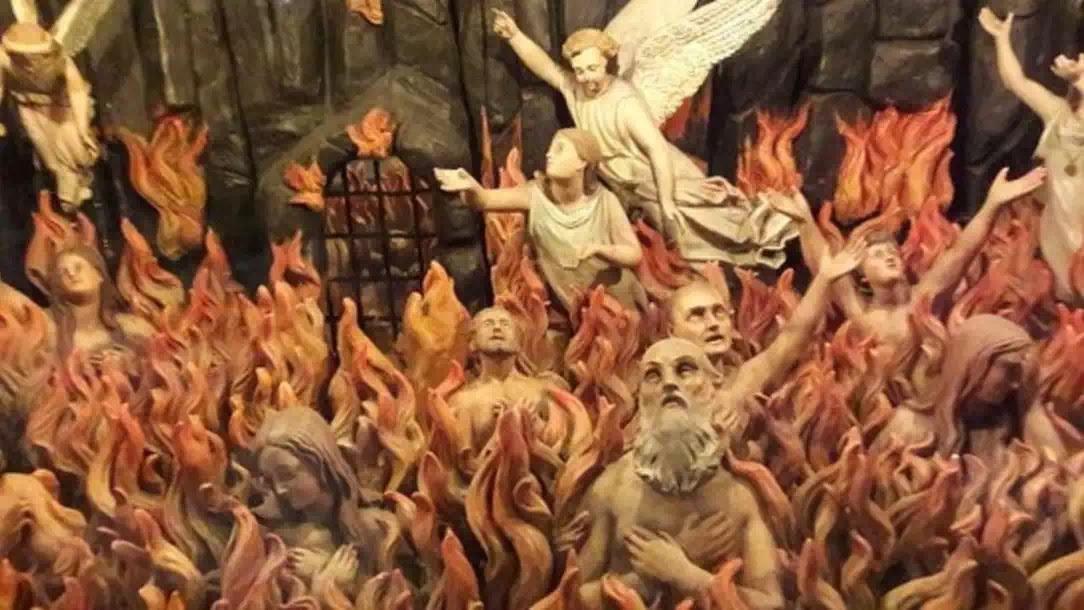 Luyện ngục không phải là sản phẩm của trí tưởng tượng con người hay của Giáo hội