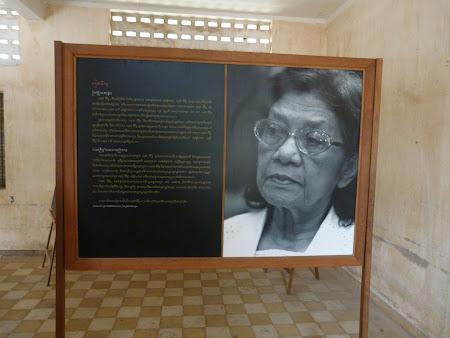 Khmerii rosii Phnom Penh: Ieng Thirith