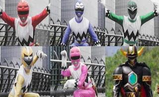 Seijuu Sentai Gingaman  Siêu Nhân Gingaman