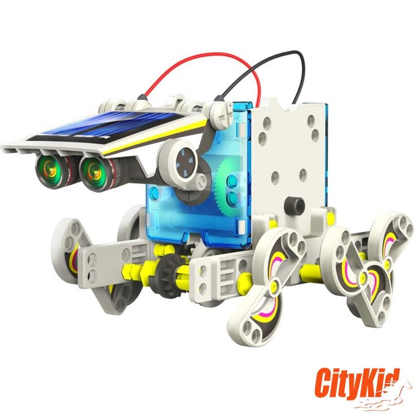 Đồ chơi lắp ráp robot biến hình 2115