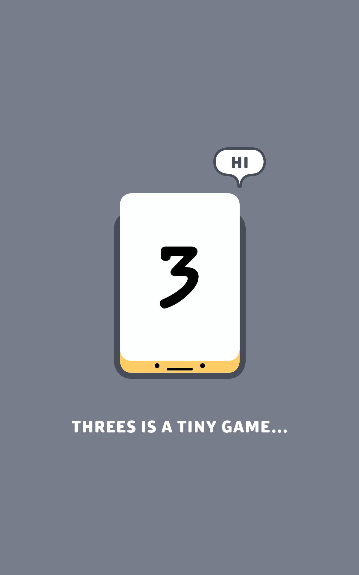 Threes! screenshot #12