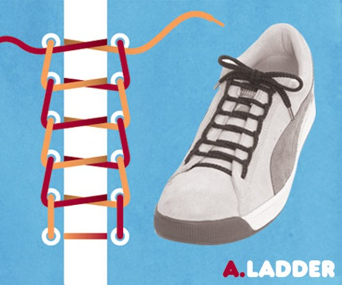 ladder-cool-different-ways-tie-sneakers-shoelaces