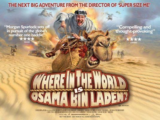 where in the world is osama bin laden