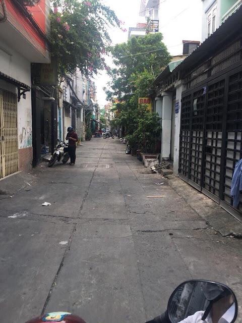 Nhà hẻm ô tô hai sẹc Phan Sào Nam Quận Tân Bình 2