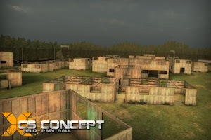Screenshot of XField Paintball 1 - Solo