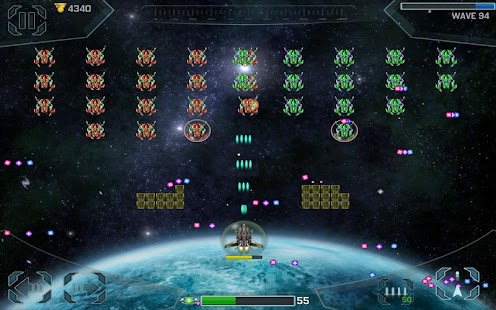 Space Cadet Defender Invaders- screenshot thumbnail