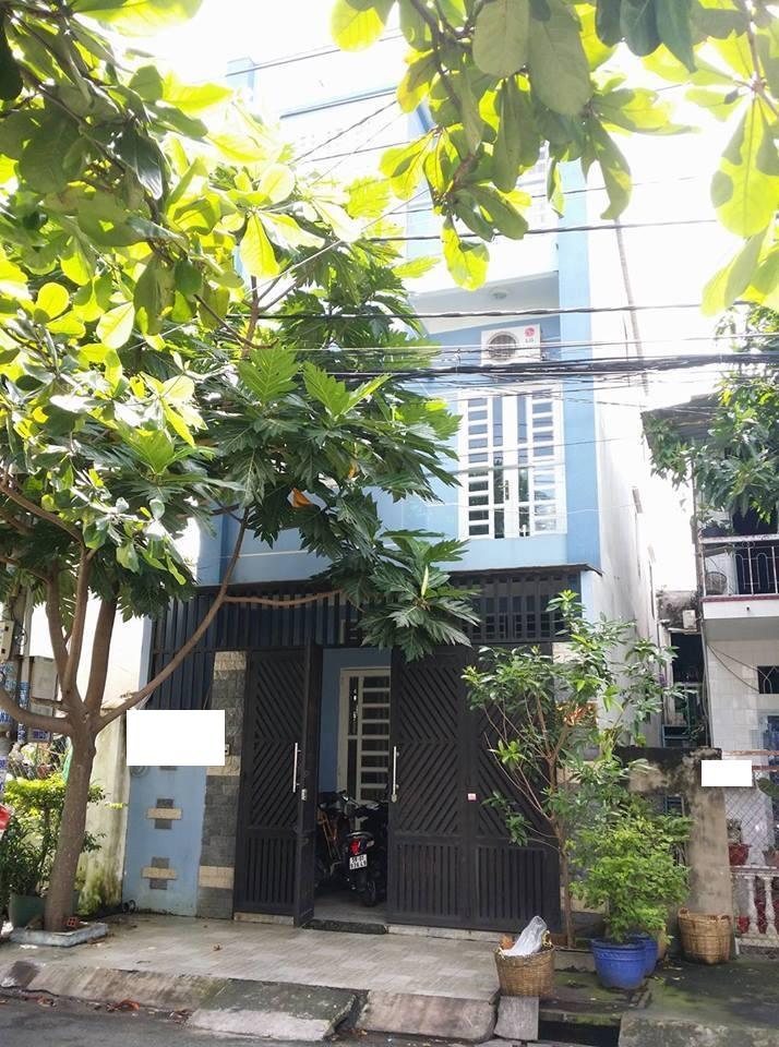 Bán Nhà Mặt Phố Đường Lê Vĩnh Hòa Quận Tân Phú 02