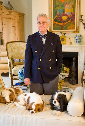 The Famed Interior Designer From Tulsa, Oklahoma Passed Away From A Long  Bout With Cancer This Past November 28. He Was Just 75 Years Old.