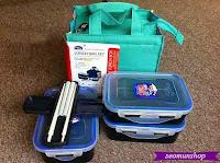 hộp cơm giữ nhiệt lock & lock