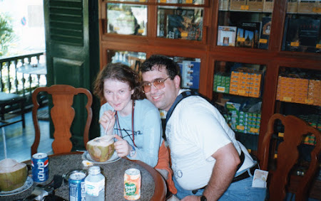 Obiective turistice Thailanda: bem nuca de cocos Bangkok