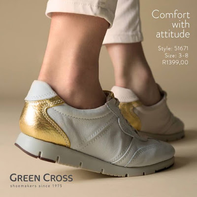 Hi Green Cross fans How lovely are these stylish sneakers Crafted from