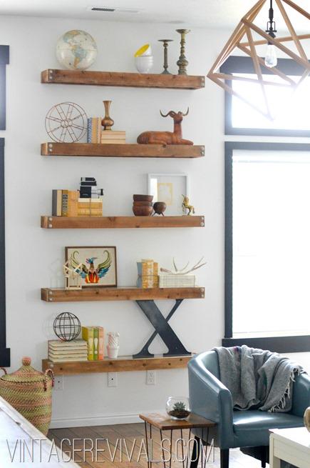 Living Room Makeover Reveal Vintage Revivals Custom Diy Living Room Makeover