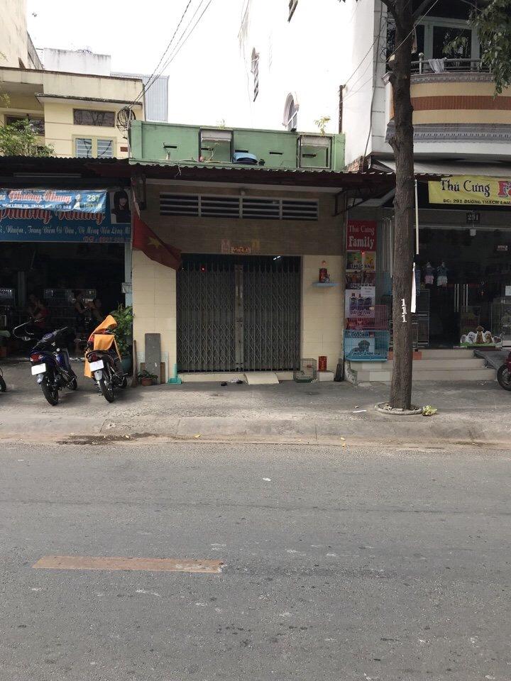Bán nhà Mặt Tiền Kinh Doanh Quận Tân Phú số 289 Thạch Lam