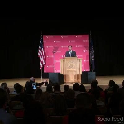 LIVE from the Hinckley Institute of Politics at University of Utah