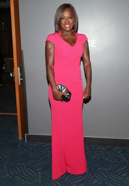 Viola Davis attends The 41st Annual Peoples Choice Awards